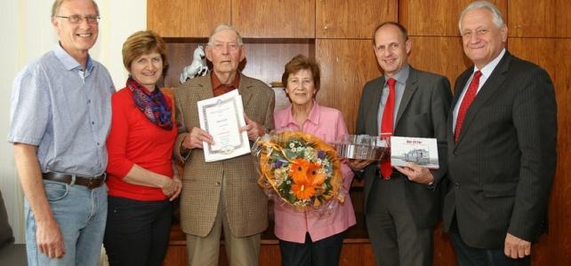 85. Geburtstag von Herrn Josef Redl