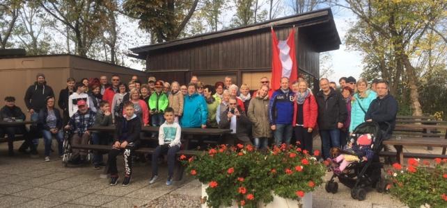 Marsch um Rutzendorf & Striezelposchen