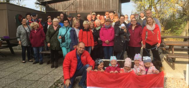 Marsch um Rutzendorf 2018