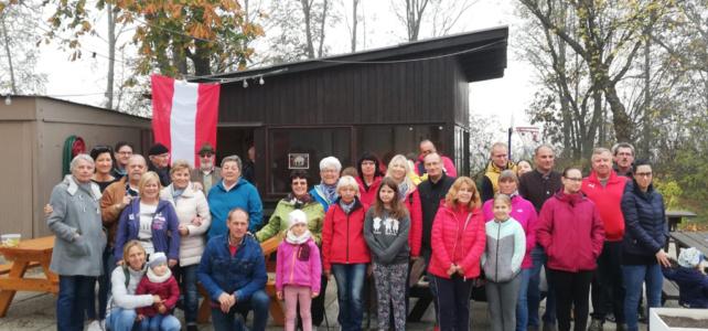 Marsch um Rutzendorf 2019